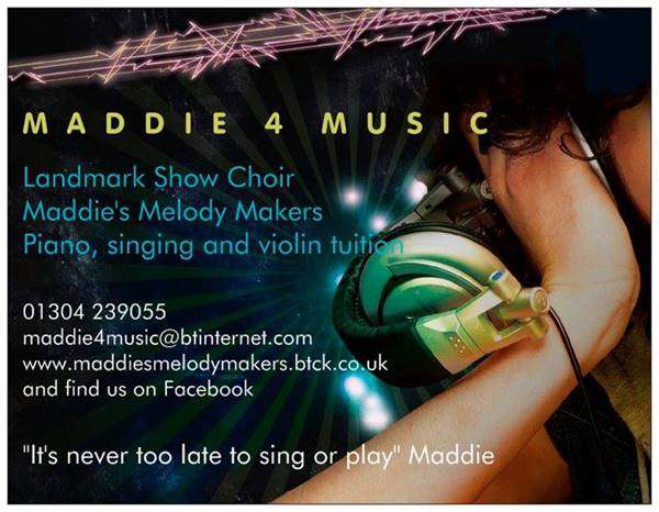 Photo for the offer - Deals on choir sessions and music lessons
