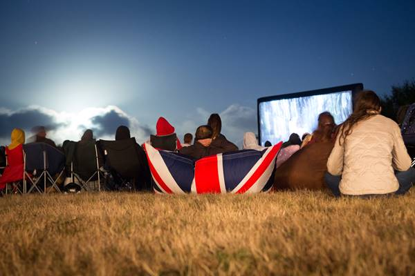 Photo for the event - Open Air Cinema: Bohemian Rhapsody