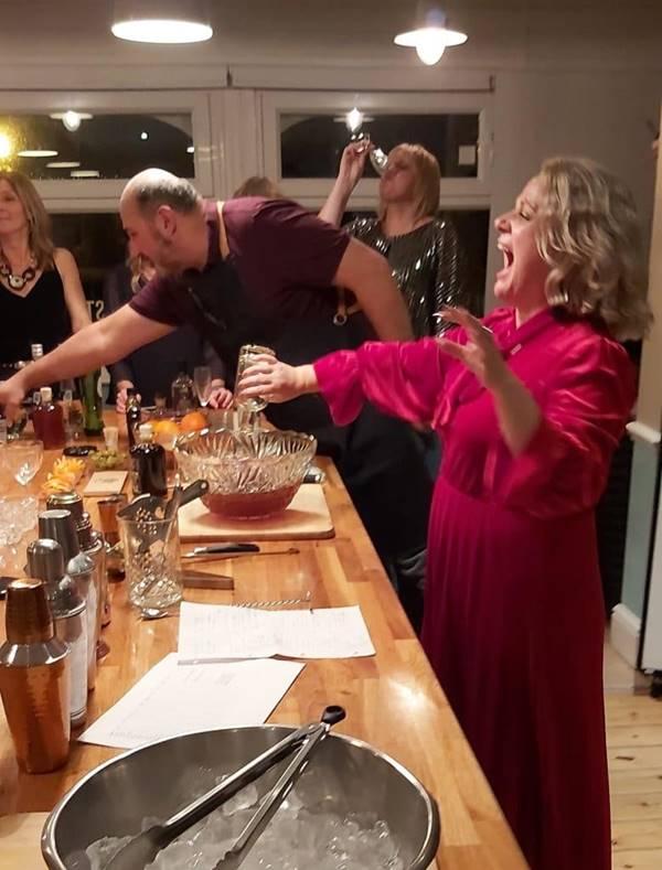 Photo for the event - Martini Masterclass