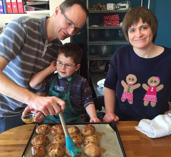 Photo for the event - Family Afternoon Hot Cross Buns