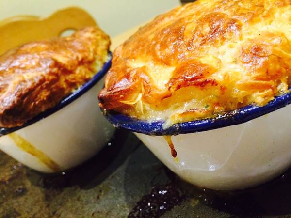 Photo for the event - Beef & Ale Pie Sunday Lunch