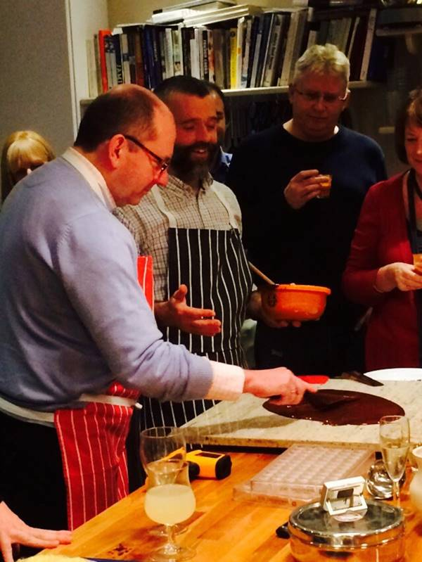 Photo for the event - Chocolate Demo & Dine