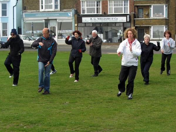 Photo for the event/offer - World Tai Chi Day