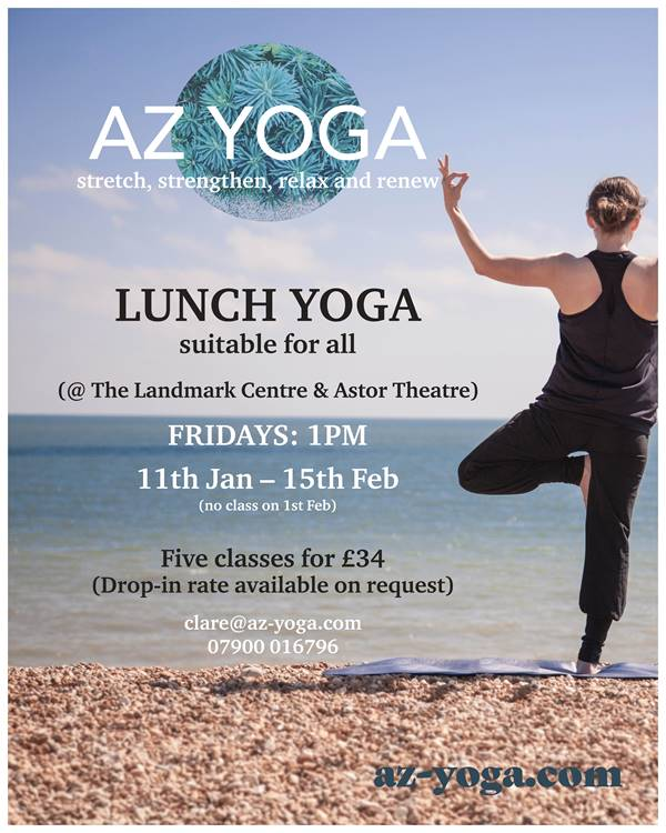 Photo for the event/offer - Yoga Classes