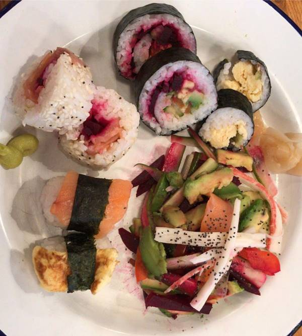 Photo for the event - Japanese Sushi