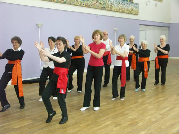 Photo for the event/offer - Beginner Tai Chi Class